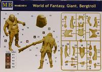 World of Fantasy, Giant Bergtroll, 1:24