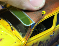 Sun Visor for Beetle 2, 1:25