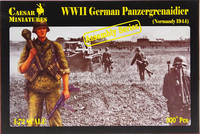WWII German Panzergrenadier (Normandy 1944), 1:72