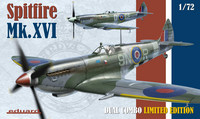 Supermarine Spitfire Mk.XVI Dual Combo Limited Edition, 1:72