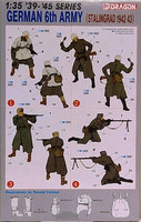 German 6th Army (Stalingrad 1942-1943), 1:35