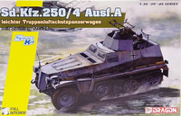 Sd.Kfz.2504 Ausf. A mit Zwilling MG34, 1:35