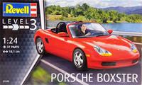 Porsche Boxter, 1:24