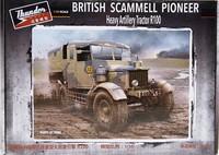 British Scammell Pioneer Heavy Artillery Tractor R100, 1:35 (pidemmällä toimitusajalla)