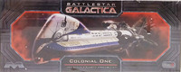 Battlestar Galactica, Colonial One, 1:350