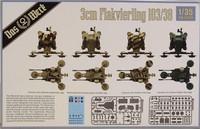 3cm Flakvierling 10338, 1:35 (pidemmällä toimitusajalla)