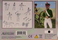 Napoleonic Russian Artillery, 1:72