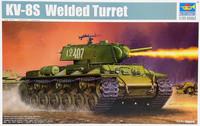 KV-8S Welded Turret, 1:35