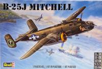 B-25J Mitchell, 1:48 (pidemmällä toimitusajalla)