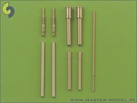 FW190 A6 Armament Set & Pitot Tube, 1:48