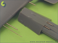 FW190 A6 Armament Set & Pitot Tube, 1:48