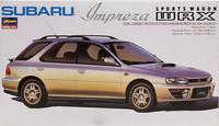 Subaru Impreza WRX Sport Wagon, 1:24