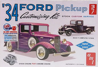 Ford Pickup '34, 1:25