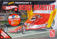 Don Prudhomme's Hot Wheels Wedge Dragster, 1:25