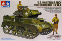 U.S. Howitzer Motor Carriage M8