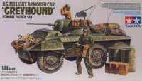 U.S. M8 Light Armored Car