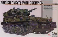 British CVR(T) FV101 Scorpion, 1:35 (pidemmällä toimitusajalla)