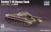 Soviet T-10 Heavy Tank, 1:72