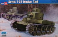 Soviet T-24 Medium Tank, 1:35