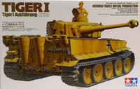 Tiger I Initial Production, 1:35