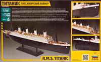 R.M.S. Titanic, 1:700 (pidemmällä toimitusajalla)