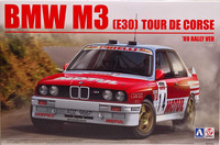 BMW M3 (E30) '89 Tour De Corse Rally Version, 1:24