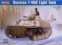 Russian T-40S Light Tank, 1:35