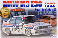 BMW M3 E30 Sport Evolution II 1992, 1:24