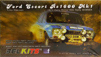 Ford Escort RS1600 Mk1 '73 RAC Rally (Timo Mäkinen), 1:24