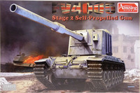 FV4005 Stage 2 Self Propelled Gun, 1:35