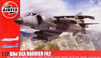 Bae Sea Harrier FA2, 1:72
