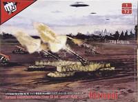Fist of War, German Selbstfahrlafette 28cm K3 Auf. LastenTräger E-75, 1:72