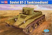 Soviet BT-2 Tank (medium), 1:35
