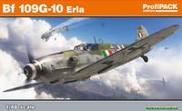 Bf 109 G-10 Erla ProfiPACK, 1:48 (pidemmällä toimitusajalla)