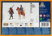 Confederate Infantry No.1, 1:72