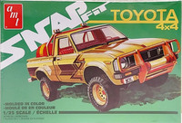 Toyota 4x4 (Snap Fit), 1:25