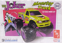 The Joker Monster Truck, 1:32