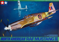 North American RAF Mustang III, 1:48