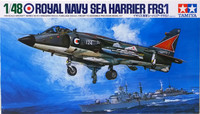 Royal Navy Sea Harrier FRS.1, 1:48
