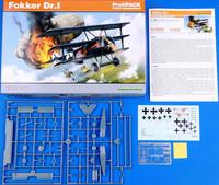 Fokker Dr.I ProfiPACK, 1:72