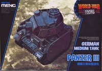 World War Toons, German Medium Tank Panzer III