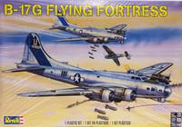 B-17 Flying Fortress, 1:48 (pidemmällä toimitusajalla)