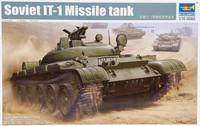 Soviet IT-1 Missile tank, 1:35