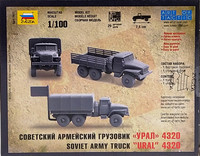 Soviet Army Truck