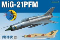 MiG-21PFM, 1:72 (pidemmällä toimitusajalla)