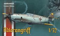 Adlerangriff (Bf109 E) Limited Edition, 1:32 (pidemmällä toimitusajalla)