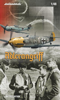 Adlerangriff (Bf109 E x 2) Limited Edition, 1:48