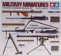 U.S. Infantry Weapons Set, 1:35 (pidemmällä toimitusajalla)