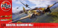 Bristol Blenheim Mk.I, 1:72