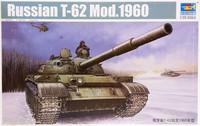Russian T-62 Mod. 1960, 1:35